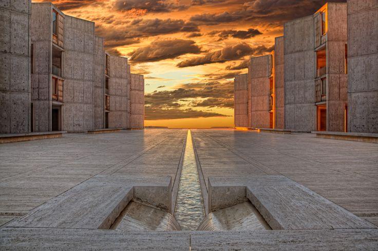 Salk Institute Sunset by Steve Skinner on 500px