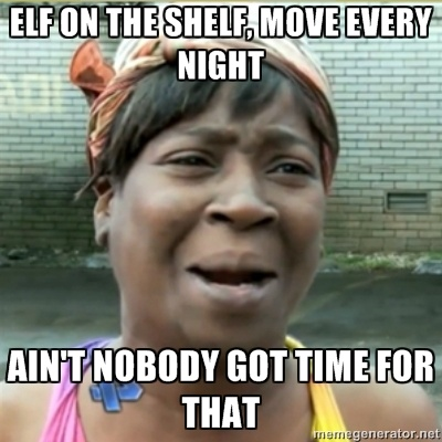 Get that creepy elf out of my house!!Sweetbrown, Ain T, College Life, Sweet Brown, Make Time, Funny, So True, True Stories, Sweets Brown