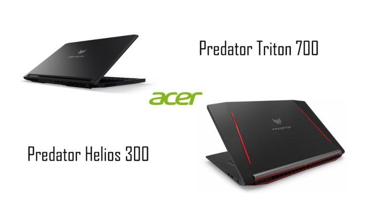 La conferinta de presa next@acerglobal ce a avut loc astazi la New York, Acer a anunta lansarea noilor laptopuri de gaming: Predator Helios 300 si Predator Triton 700.