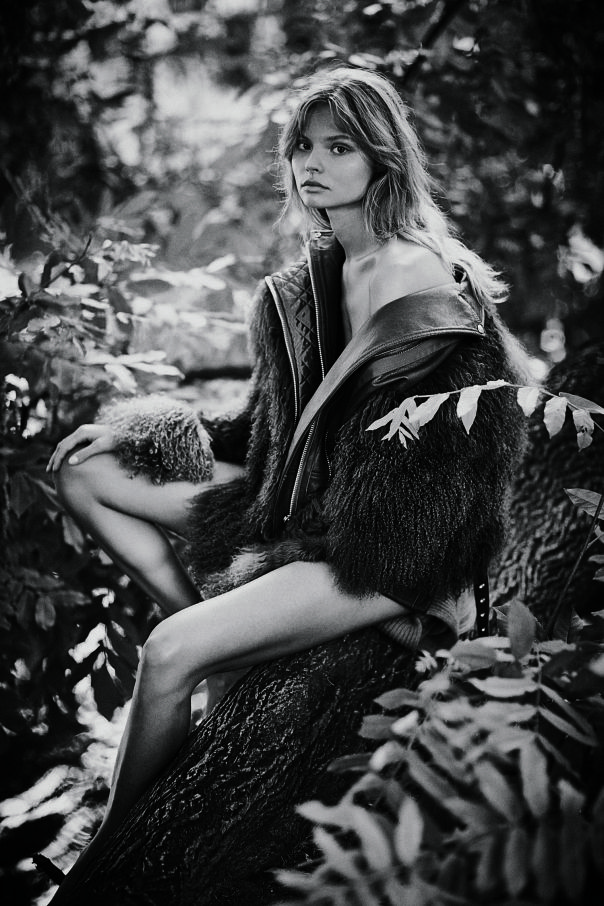 Mixt(e) Magazine #9 F/W 2014   Magdalena Frackowiak by Emma Tempest #fashioneditorials