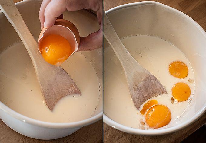 helado de vainilla paso a paso
