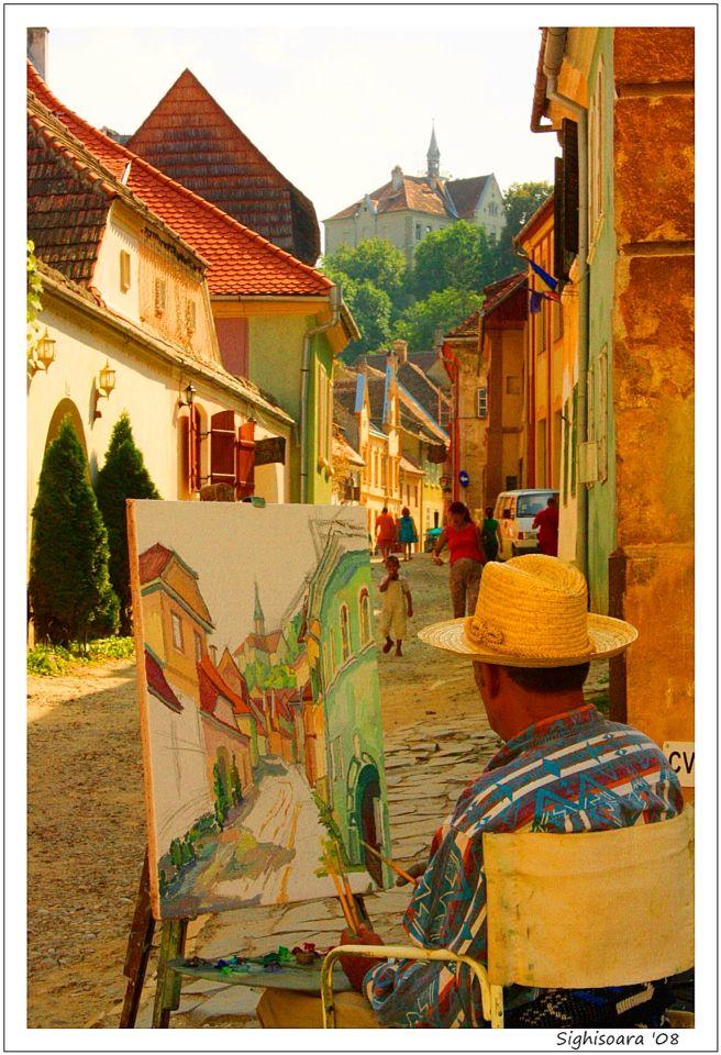 Sighisoara , Romania