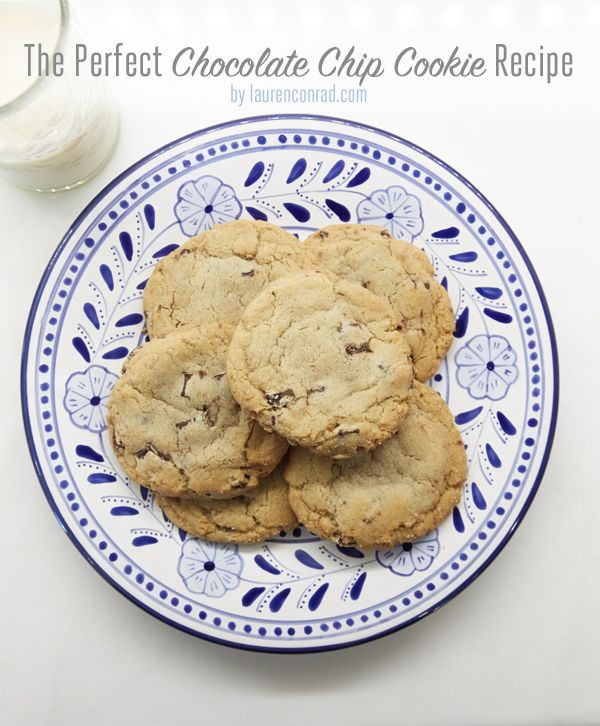 Recipe Box: The Perfect Chocolate Chip Cookie