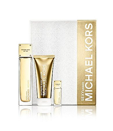 Michael Kors Sexy Amber Gift Set #Dillards
