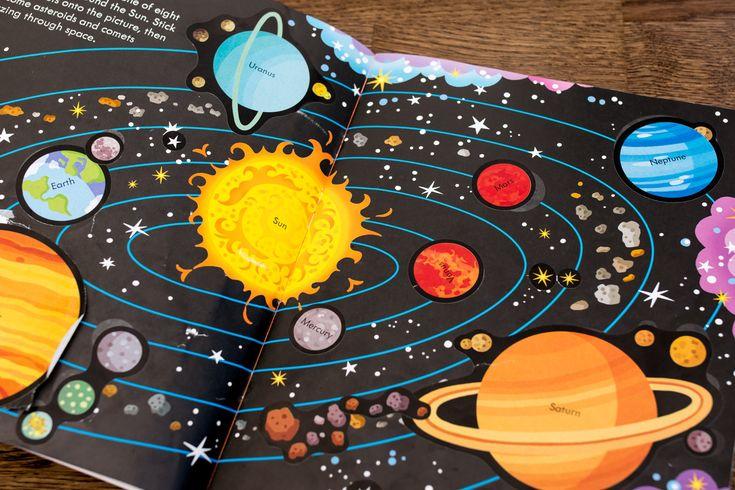 Zabawki, książki i gadżety fana kosmosu - Matka Wariatka - Blog dla rodziców, którzy chcą wiedzieć, co lubią dzieci
