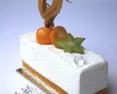 Bûche aux parfums d'ailleurs  #food #ideerepas #cuisine #recettes #desserts #noel #chrismas