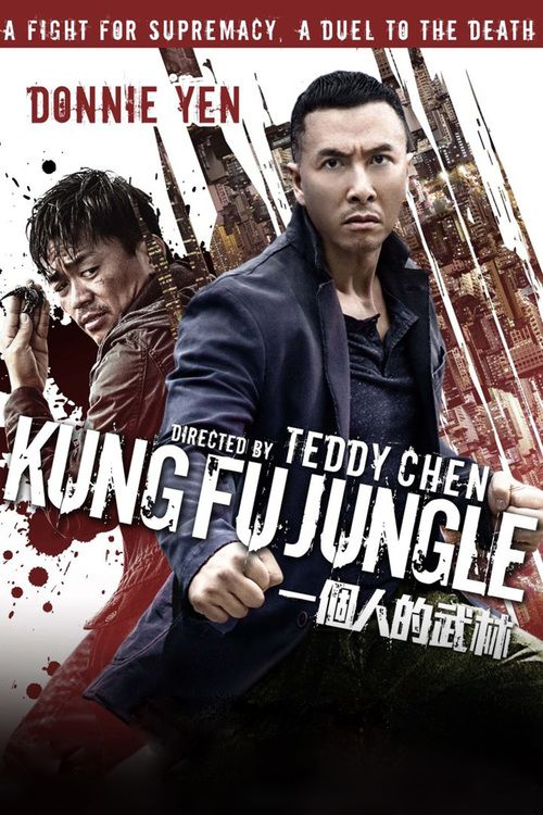 Watch Kung Fu Jungle Full-Movie