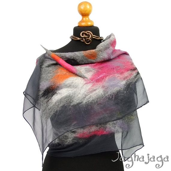 Check out this item in my Etsy shop https://www.etsy.com/listing/258755303/evening-shawl-wrap-silk-scarf-handmade