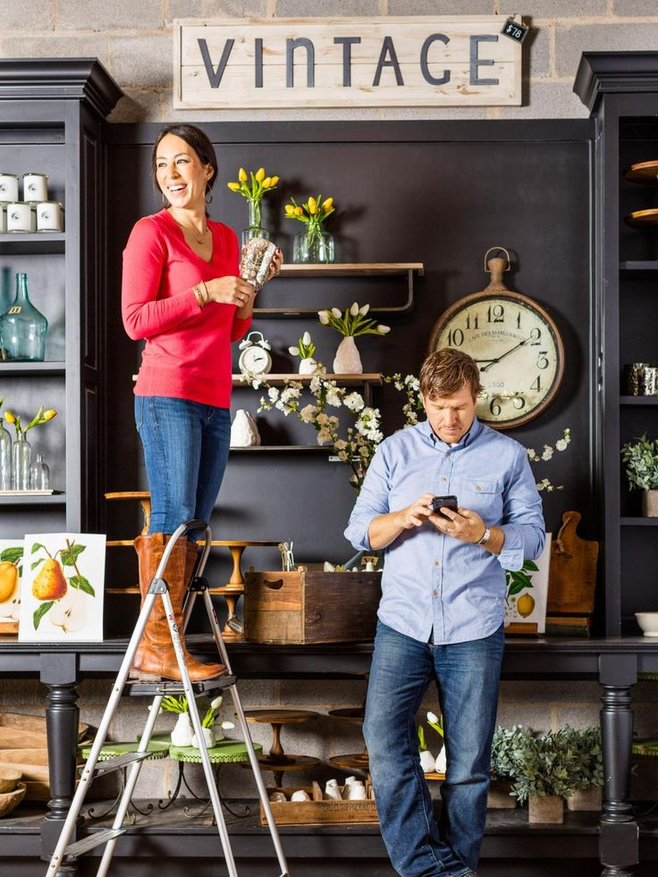 Spend a Day with Fixer Upper Hosts Chip and Joanna Gaines