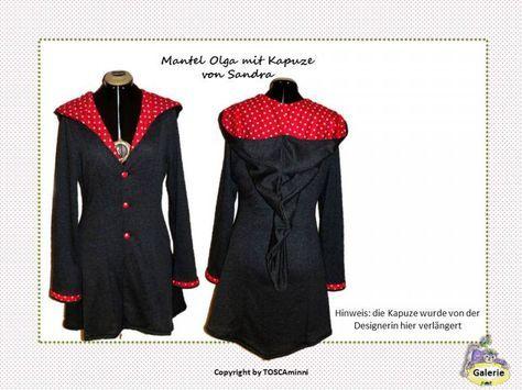 224 besten Jacken Bilder auf Pinterest   Kleidung nähen, Nähideen ...