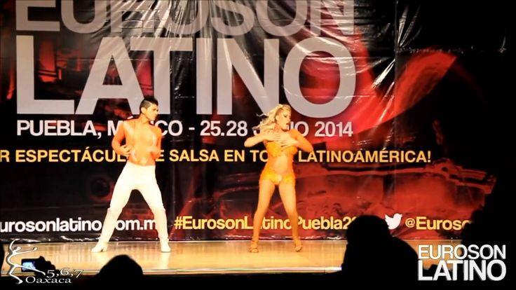 Сальса танец, ритм этого танца зашкаливает!