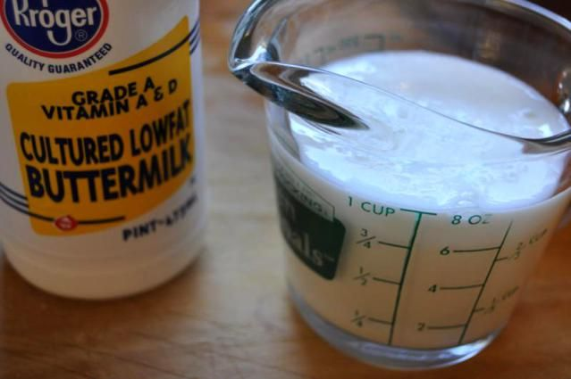 Here are four different methods for making your own buttermilk, in 10 minutes or less in a pinch, or up to 24 hours for true cultured buttermilk.