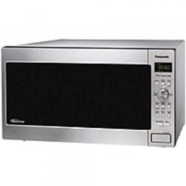 Panasonic Nn Sd762s 1250 Watts Microwave Oven 1 6 Cubic Feet Stainless Steel Bidderface Colorado