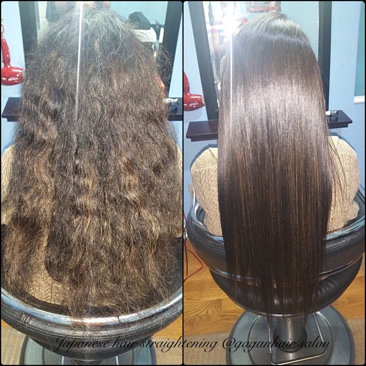 40 Best Japanese Hair Straightening Performed By Gagan