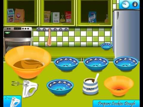 Butter Cookies 5 Cooking Games for Girls Best kids game