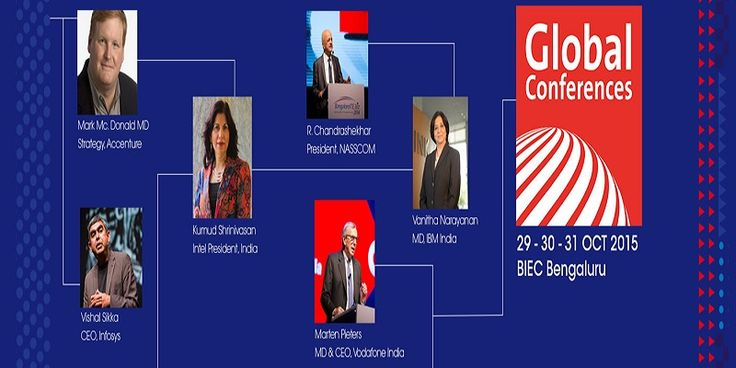 Do you like digital lifestyle? Wish to get yourself updated with the digital technology and its impact on individuals lifestyle? If your answer is yes, attend CeBIT Global Conferences 2015 event by booking tickets from eventsnow.com.  #bookingtickets #CeBITGlobalConferences2015 #EventsinBangalore.