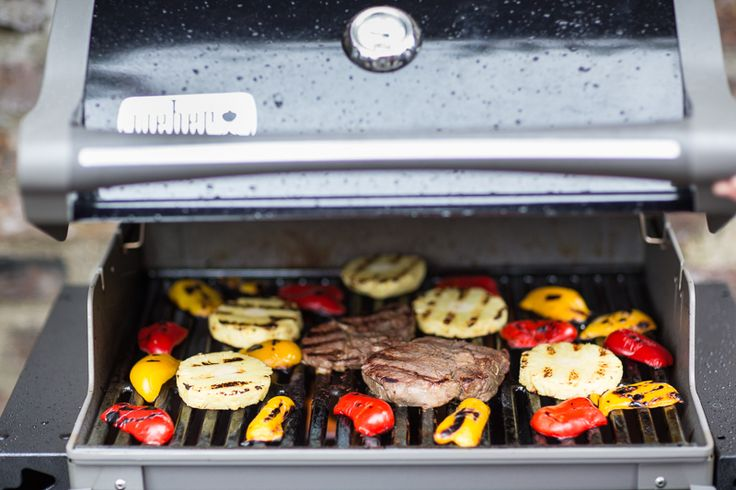 #SummerLovin #mangrilling Visit Woodies.ie for some yummy #summer #BBQ recipes from Weber!