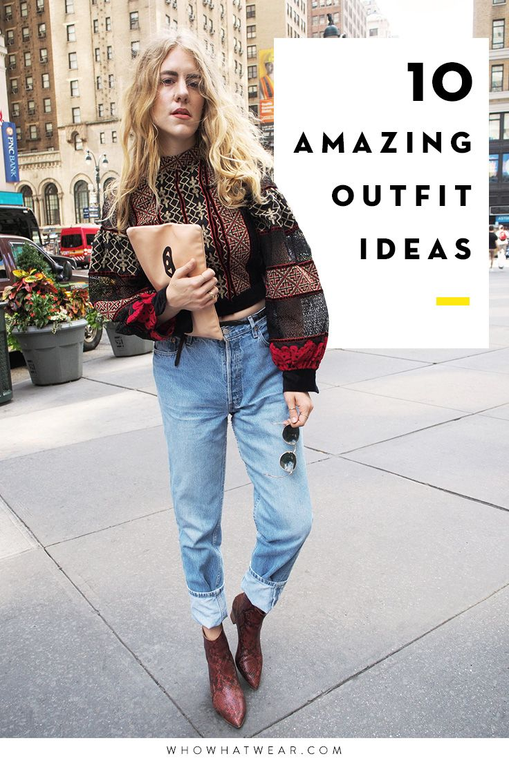 Brilliant outfit ideas for fall