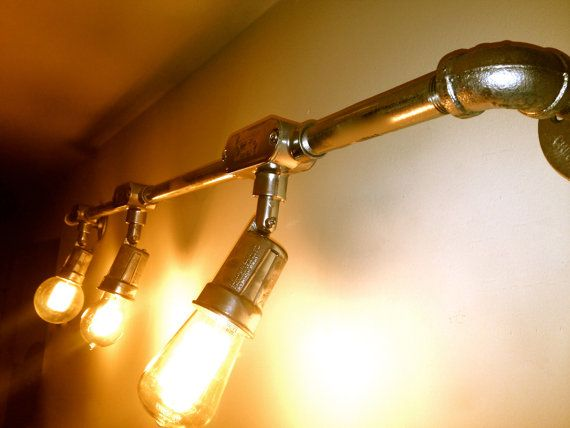 Industrial track light industrial track lighting by for Industrial track lighting