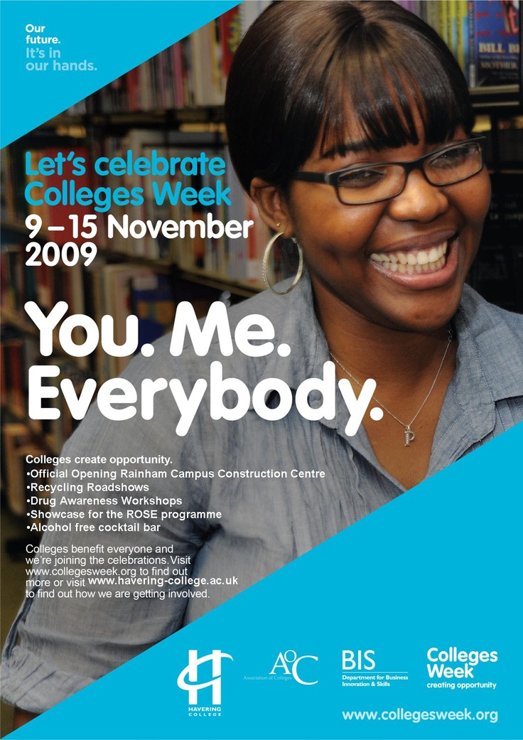 Busy week planned for Colleges Week - Havering College