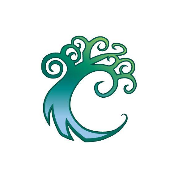 Simic Combine Guild Logo - Colour
