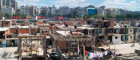 Segregación urbana