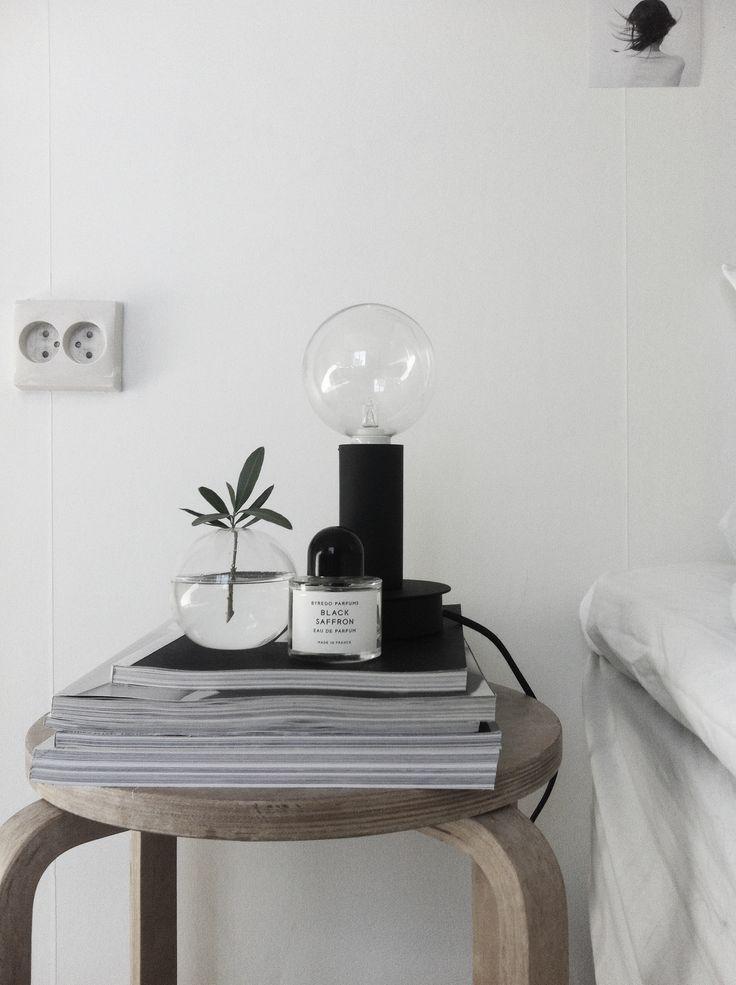 Torch tablelamp Photo Annie Lindgren