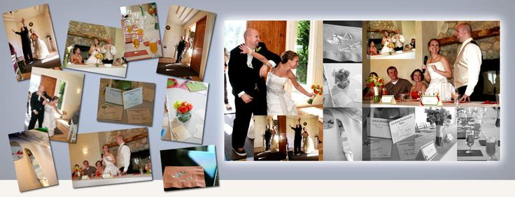 Wedding photo albums - Your specialist for wedding photo albums - Sweet Memory Albums site:  Wedding album design example 3