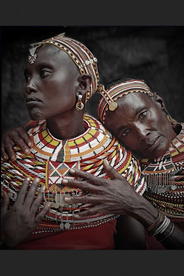 Kenya - Maasai People - The Maasai (Kenyan English: [maˈsaːɪ]) are a Nilotic…