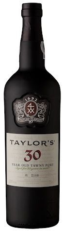 Taylor's 30 Years Old Tawny. Gamme actuelle.