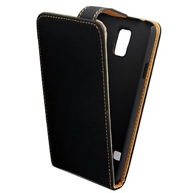 Flip-up Flip Cover Leather Case for Samsung Galaxy S5