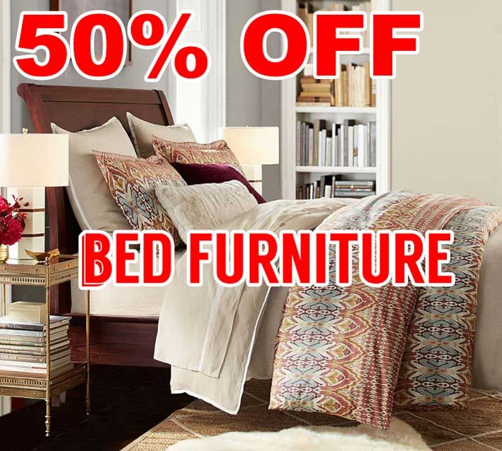 50 Percent OFF Discount Valencia-ii-Sleigh-Bed-Frame