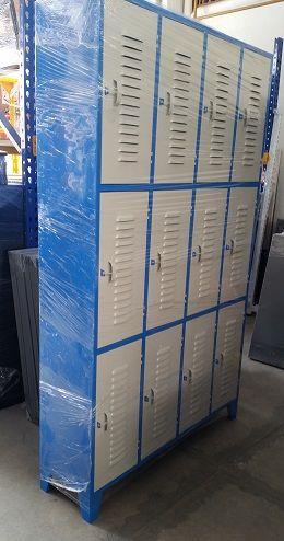 Locker y casilleros para cascos