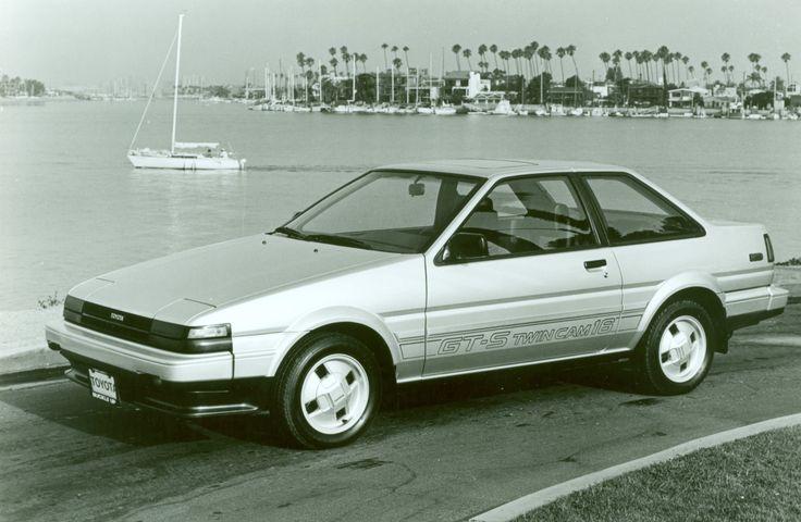 1985 Toyota Corolla GTS
