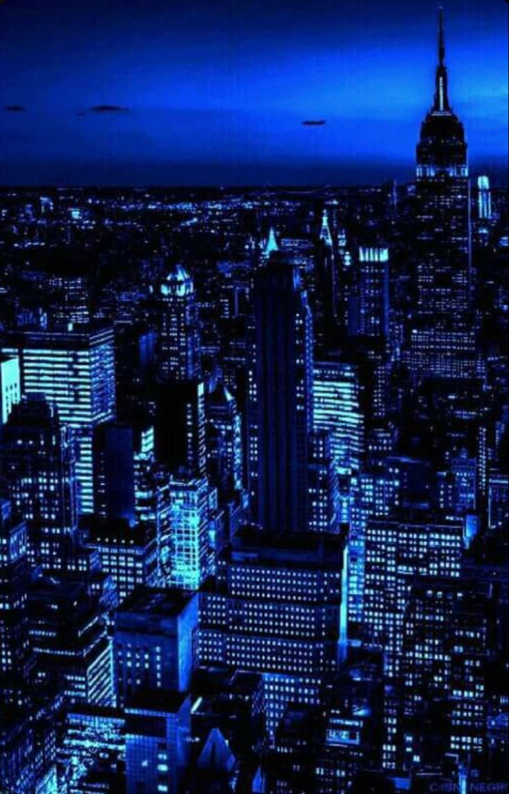 Check out this fantastic collection of blue city wallpapers, with 51 blue city background images for your desktop, phone or tablet. Pin by Amra Ibrahimovic on Picture Wall Ideas | Blue ...