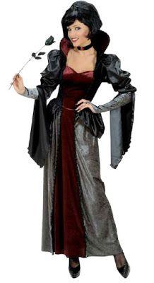 Halloween Kostume Grevinde