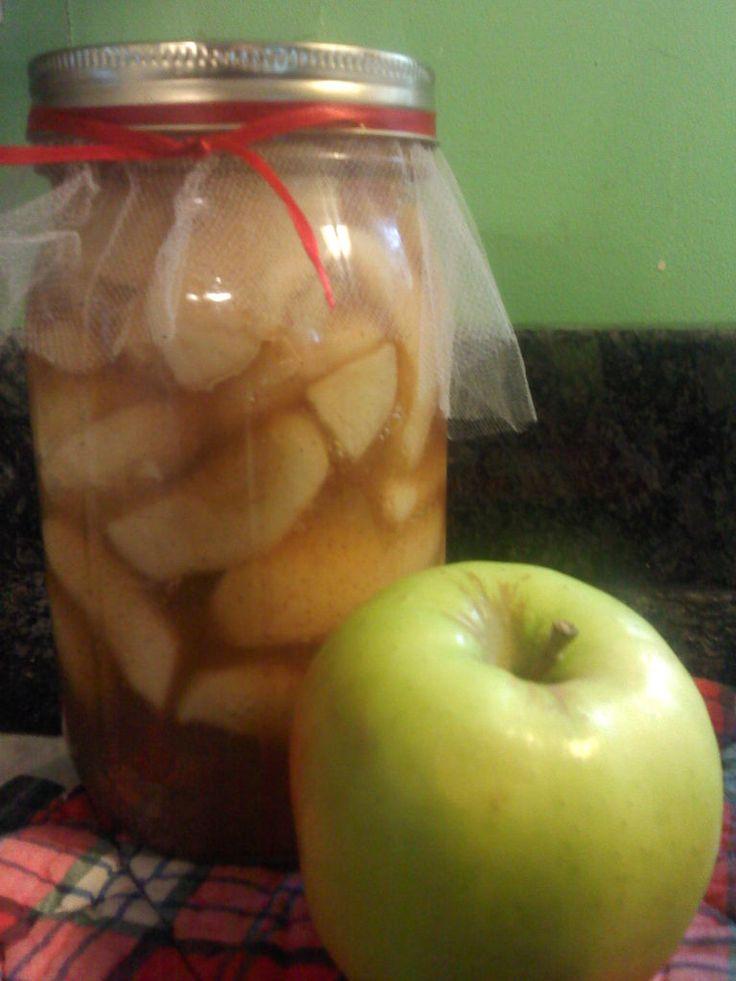 Apple pie filling   Food Preservation   Pinterest