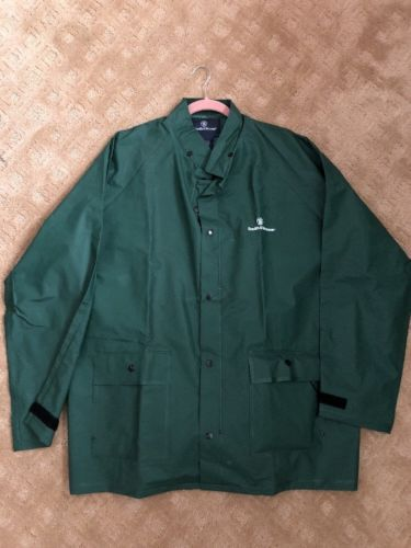 RARE Smith & Wesson 3 Piece Rain Gear Suit Cabela's Purchase - Hunting Men's XL