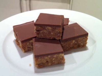 Chunky Mars Bar Slice recipe