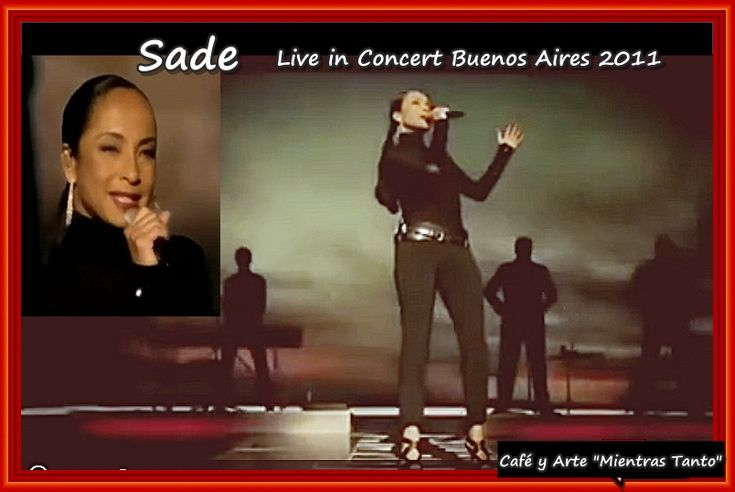 Sade: Live [DVD] [1994] - Best Buy