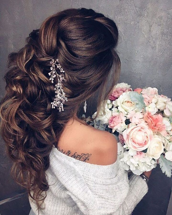 Beautiful Wedding Hairstyle For Long Hair Perfect For Any: 17 Best Ideas About Beautiful Long Hair On Pinterest