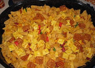 Best Party Mix Recipe Ever