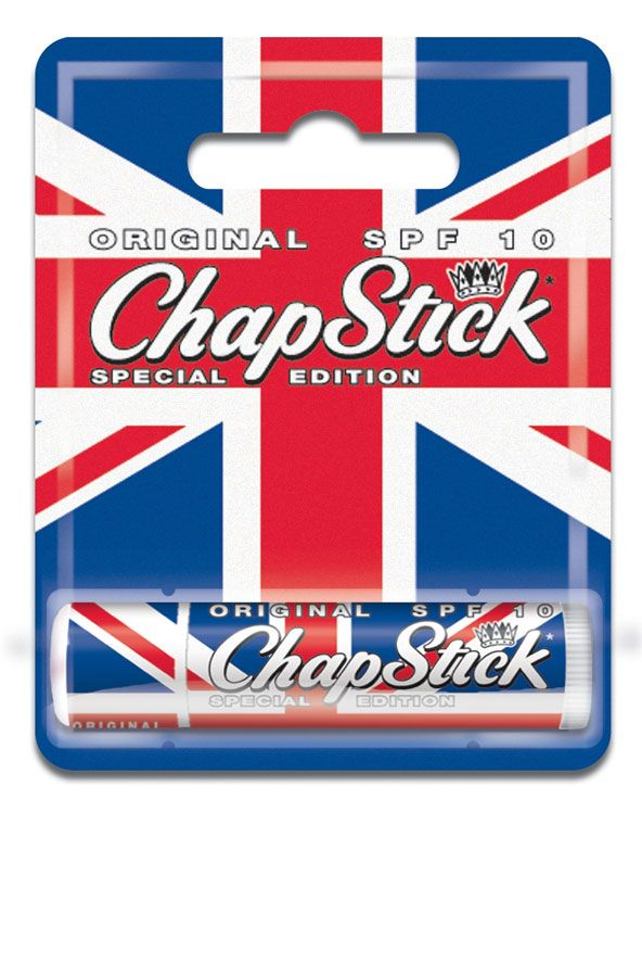 New (Unofficial) Olympics Gear Makes Fun of 'Fat Americans': Because nothing says national pride like rubbing its flag all over your lips, here is some Union Jack-Stick.    Click Souvenirs