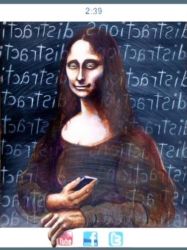 What effect did Leonardo Da Vinci's Mona Lisa....?