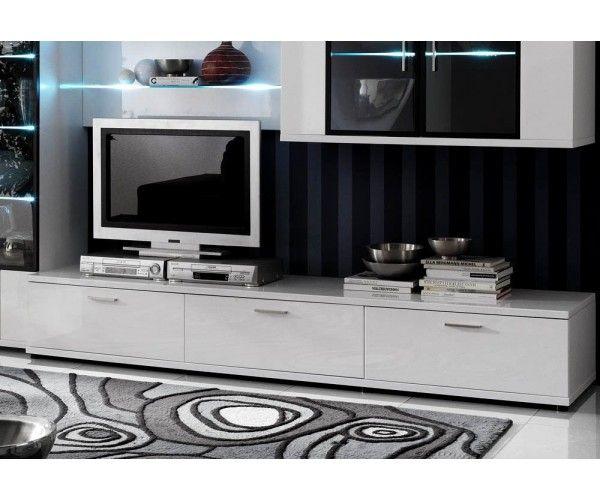Meuble télé moderne fabriqué en crystal #meubletele