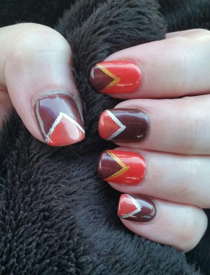 November Nail Art Challenge 2013: 17 Best Images About Nail Art