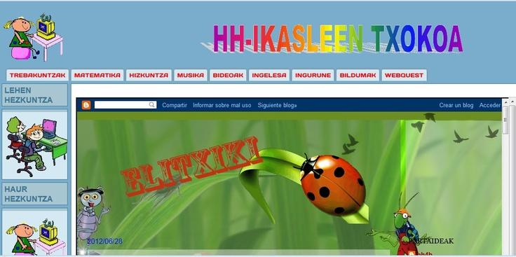 Elizatxo Haur Hezkuntza  https://sites.google.com/site/elizatxohaurhezkuntza/