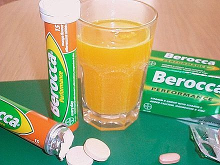 Berocca is a brand of effervescent drink and vitamin tablets containing B group vitamins and vitamin C. Berocca is available in a number of ...