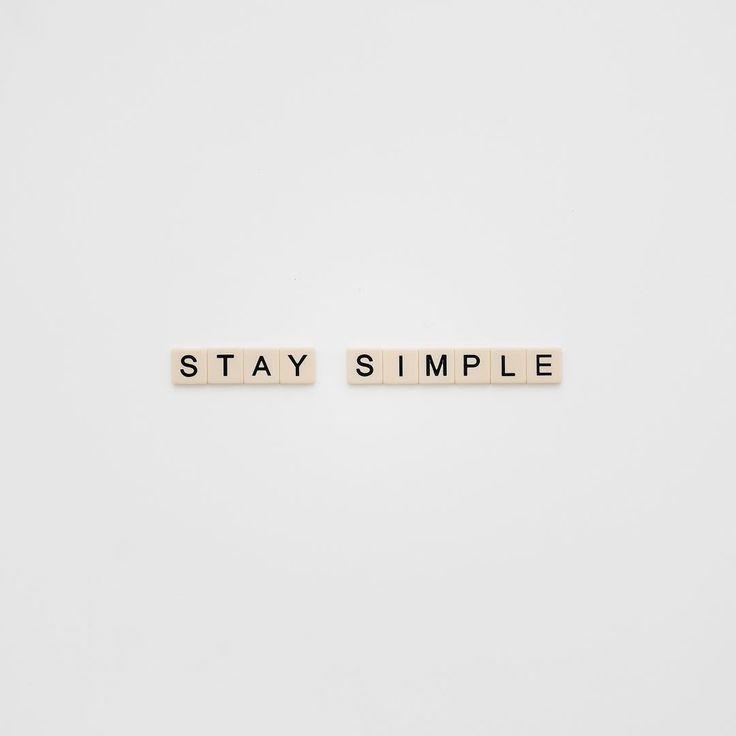 serainasilja | stay simple | www.serainasilja.de