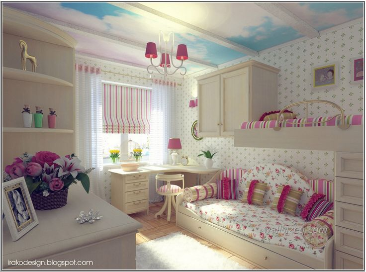 kitty chambre chambre du roi fille chambre ides de chambre adolescentes adolescente set bedroom bedrooms kids teenagers creative blooming - Decoration Hello Kitty Chambre
